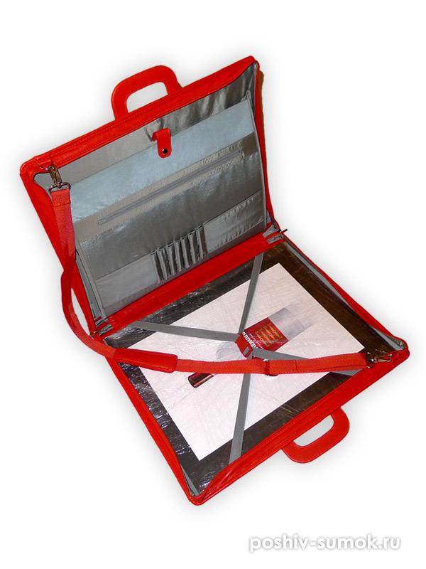 Купить женскую сумку для документов А4 в Перми в